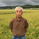 伊津さんの農薬不使用米