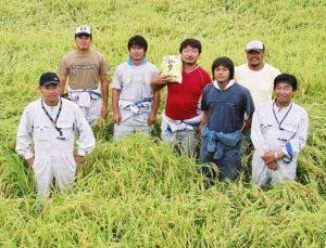 野沢農産のメンバー